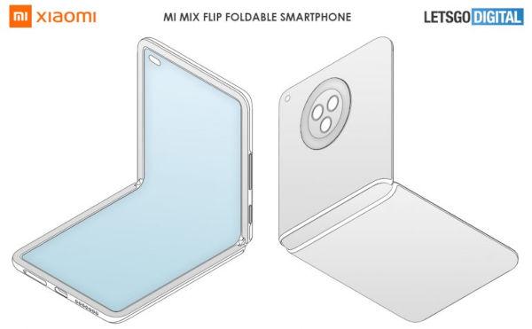 Xiaomi to launch the Mi MIX Flip