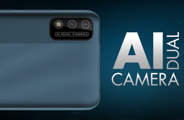 itel A26 cameras