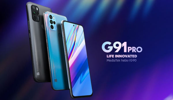 BLU G91 PRO launched
