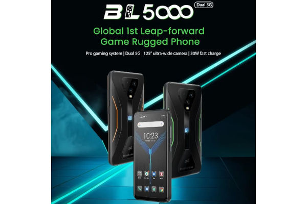 Blackview BL5000 5G launched 1