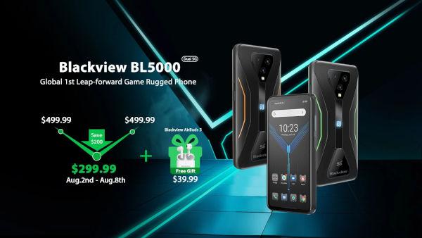 Blackview BL5000 5G price