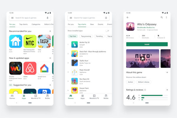 Google Play Store 1