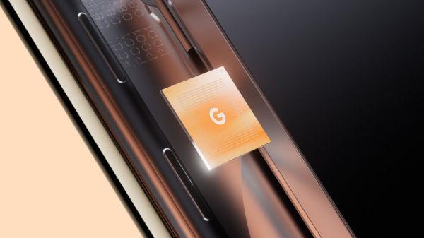 Google new Tensor processor