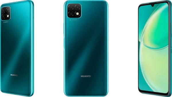 HUAWEI nova Y60 in blue