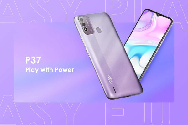 Itel P37 launched