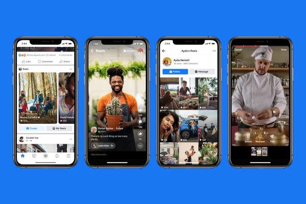 New test brings Reels to Facebook in the US