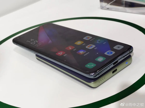 OPPO MagVOOC magnetic flash charging tech unveiled 2