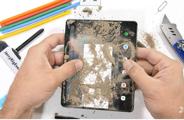Samsung Galaxy Z Fold3 Impressivesly Passes Durability Test