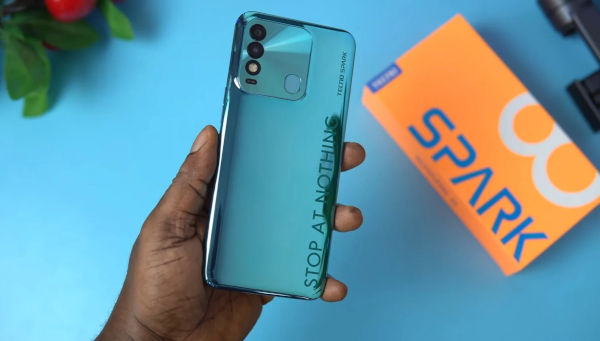 Tecno Spark 8 launched in Nigeria 1