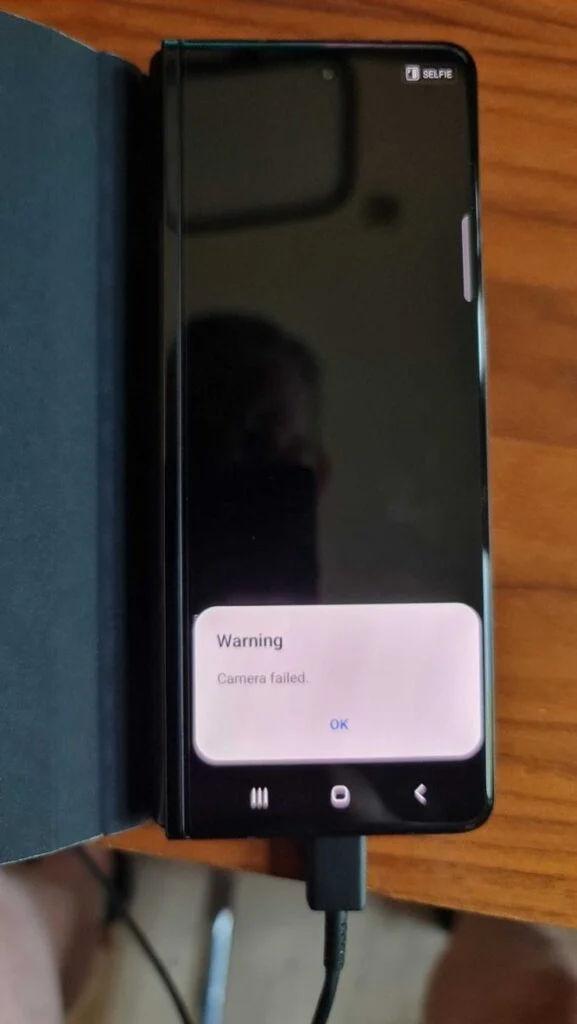 Unlocking bootloader of Galaxy Z Fold3