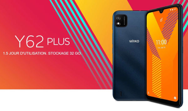 Wiko Y62 Plus launched