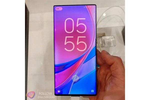 Xiaomi Mi MIX 4 Leaked Photos Reveals Under Display Camera