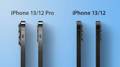 iPhone 13 Will be thicker than iPhone 12