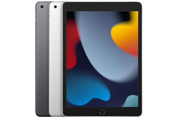 Apple iPad 10.2 2021 in colors