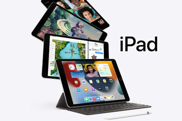 Apple iPad 10.2 2021 launched