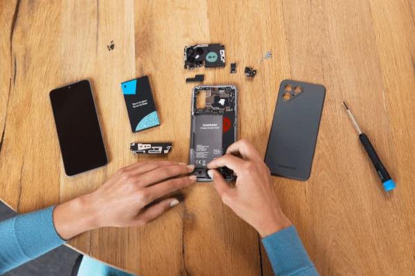 Fairphone 4 is a modular smartphone 1