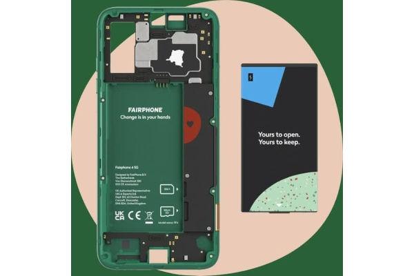 Fairphone 4 is a modular smartphone