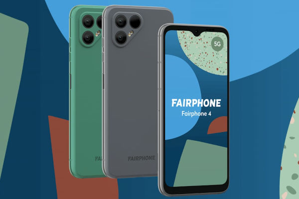 Fairphone 4 launched