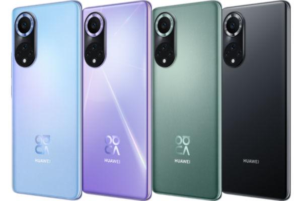 Huawei nova 9 Pro in colors 1