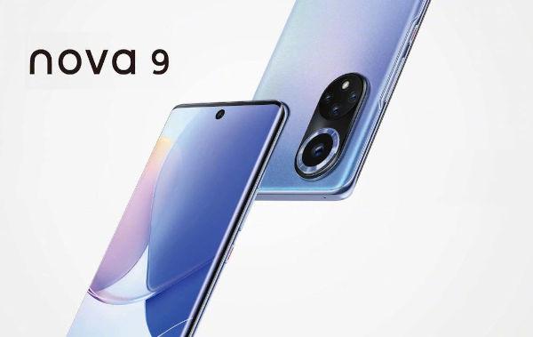 Huawei nova 9 launched