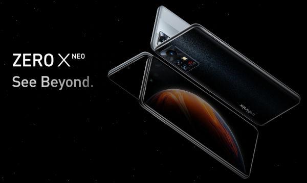 Infinix Zero X Neo launched