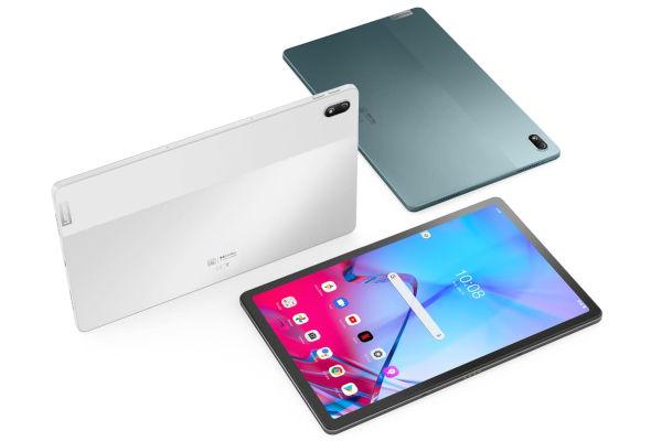 Lenovo Tab P11 5G in colors