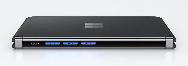Microsoft Surface Duo 2 side