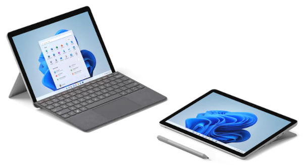 Microsoft Surface Go 3 launched 1