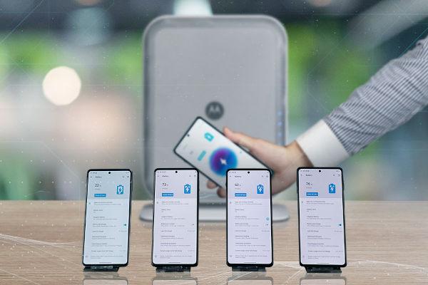 Motorola Air Charging launched