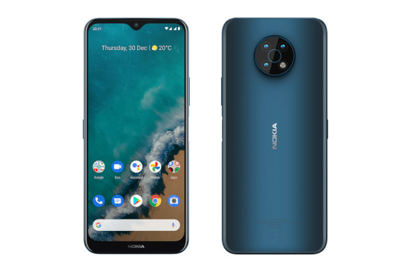 Nokia G50 5G render