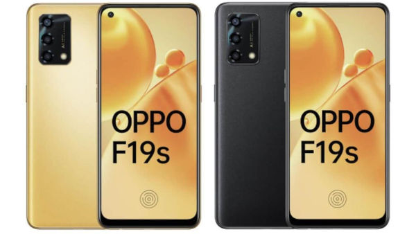 OPPO F19s launched