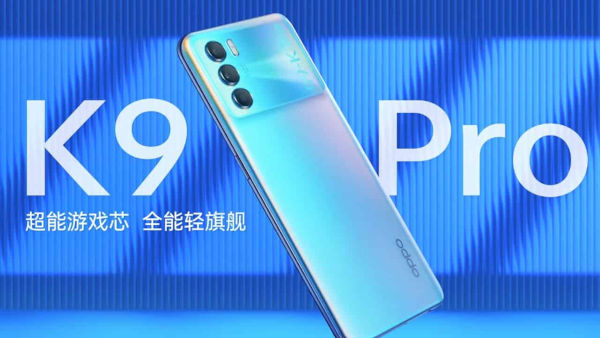 Oppo K9 Pro launched