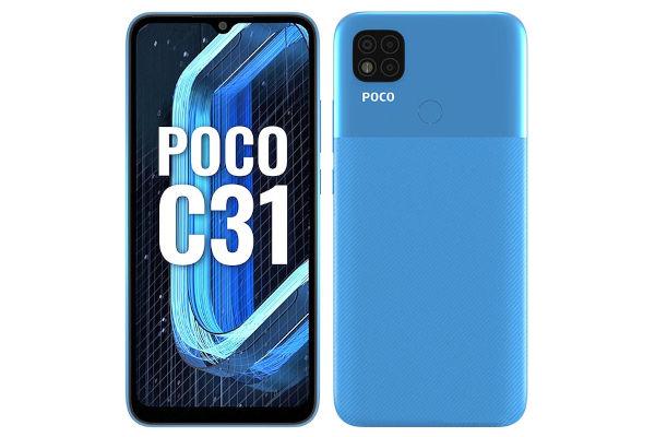 POCO C31