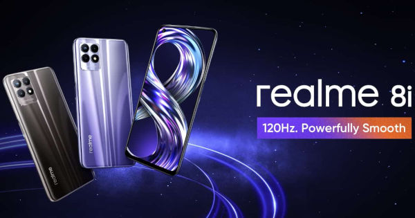 Realme 8i launched