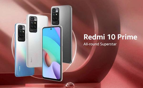 Redmi 10 Prime launched