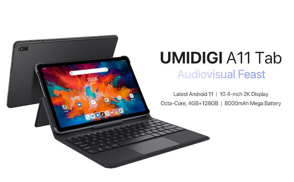 UMIDIGI A11 Tab launched