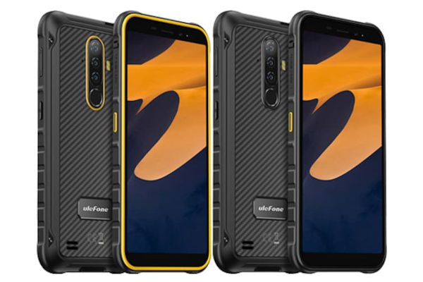 Ulefone Armor X8i in colors