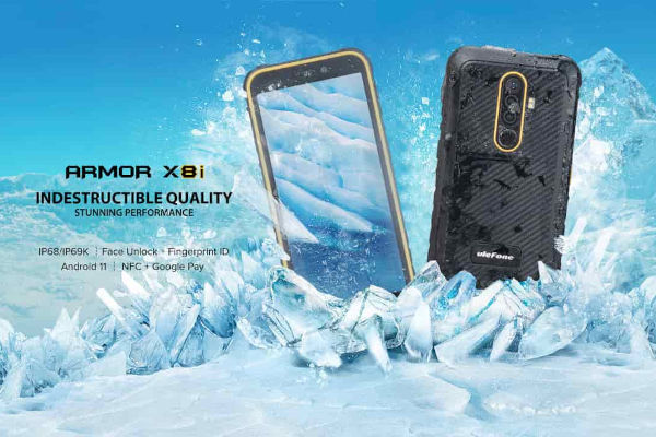 Ulefone Armor X8i launched