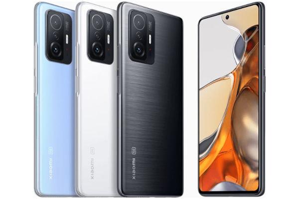 Xiaomi 11T Pro in colors 1