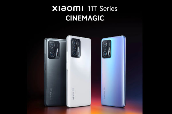 Xiaomi 11T series launched