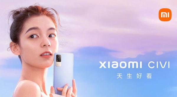Xiaomi Civi announced