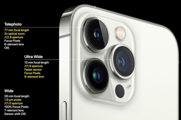 iPhone 13 Pro cameras 1