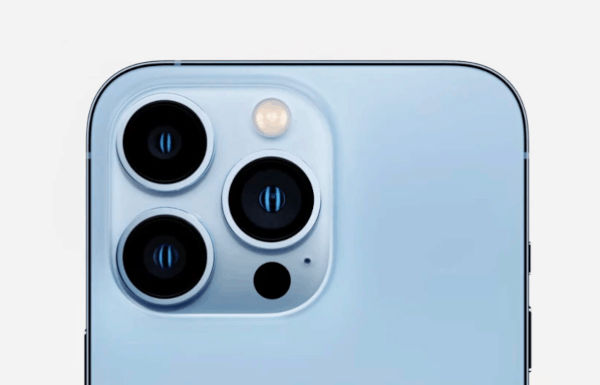 iPhone 13 Pro cameras
