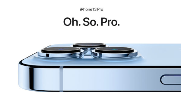 iPhone 13 Pro launched