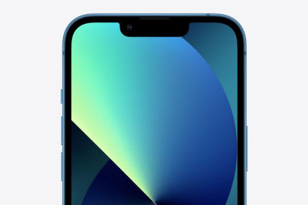 iPhone 13 mini display