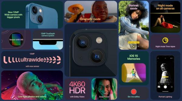 iPhone 13 mini specs