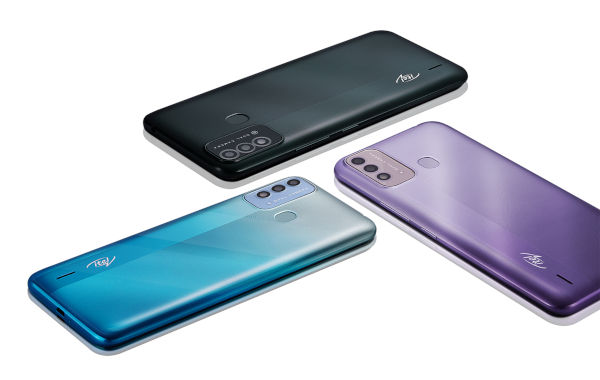 itel Vision 2s in colors 2