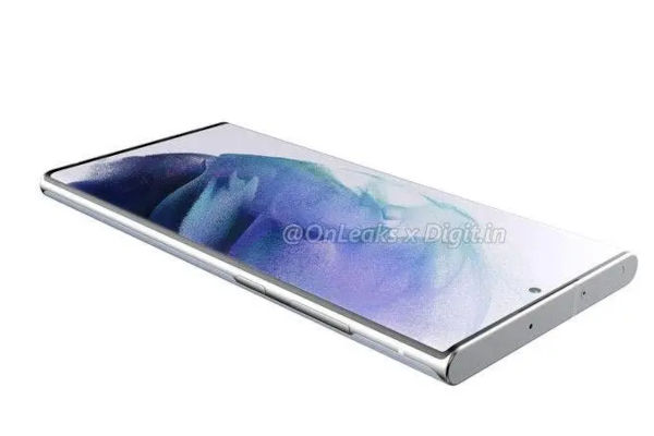 renders of Samsung Galaxy S22 Ultra leak with S Pen slot 4
