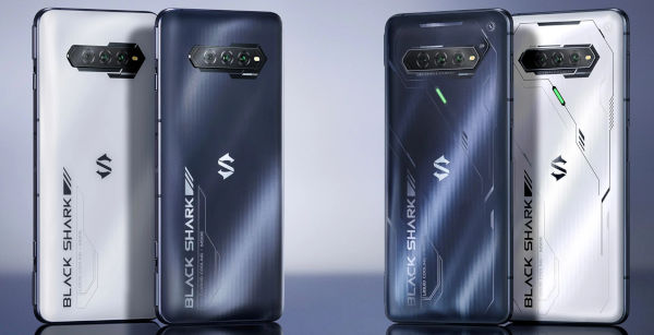Black Shark 4S 4S Pro launched