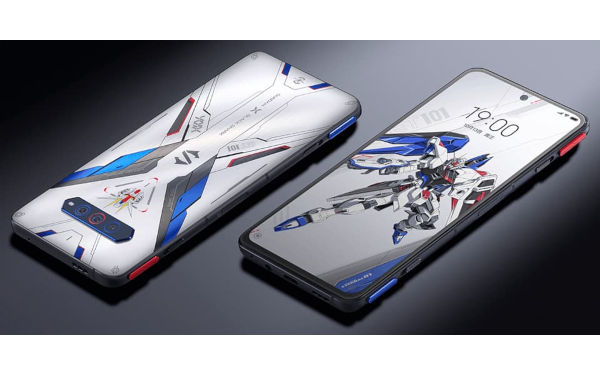 Black Shark 4S Gundam Limited Edition launched